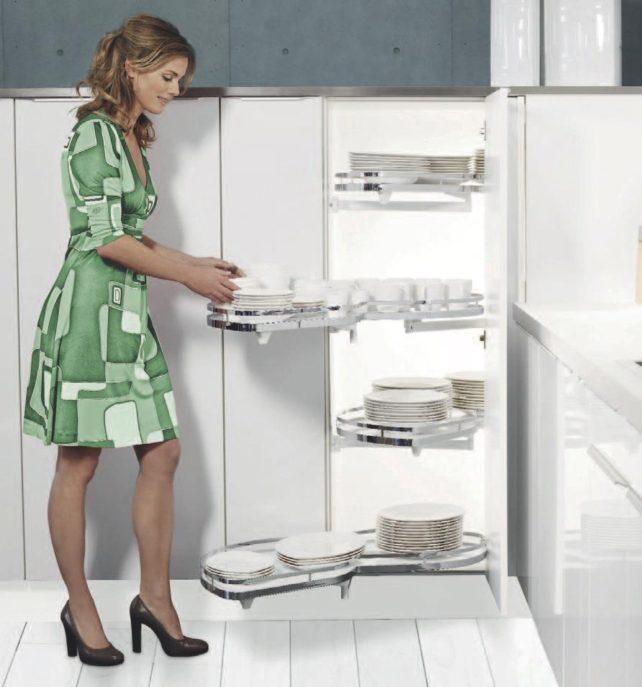 Kvalitné nábytkové kovanie #4 – Kuchynská linka